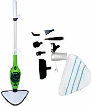 10 in 1 Multi-Purpose Hot Steam Mop Cleaner