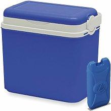 10 L Handheld Cooler Symple Stuff Finish: Blue