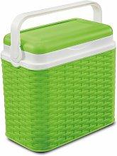 10 L Handheld Cooler Symple Stuff Finish: Green