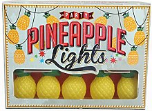 10 Light Christmas Indoor LED Pineapple Lights