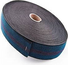 10 Metres of 2 (50mm) Elasticated Upholstery