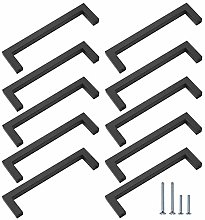 10 Pack 192mm Kitchen Cabinet Handles Stainless