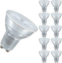 (10 Pack) Crompton Lamps LED GU10 Spotlight 4.5W