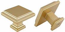 10 Pack Drawer Knobs Door Knobs Cabinet Knobs Gold