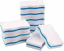 10 Pack Magic Eraser Sponges Premium Scuff Erasers