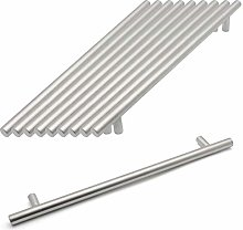 10 Pack Probrico Brushed Nickel Stainless Steel