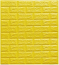 10 Pcs/set 3D Wallpaper Tile Wall Sticker