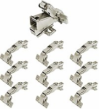 10 Piece (5 Pair) Soft Closing Concealed Hinges