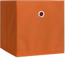 10-Piece Foldable Fabric Storage Basket Set