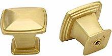 10 Piece Kitchen Cabinet Knobs Brass Cupboard