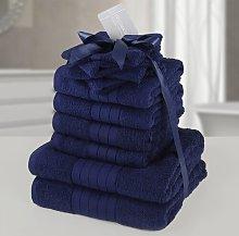 10 Piece Mallory Towel Set Wayfair Basics Colour:
