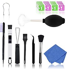10 pieces keyboard cleaning set, keycap puller,