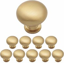 10 Pieces Probrico Solid Cabinet Door Knob Dresser