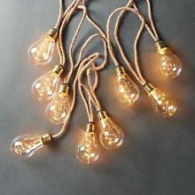 10 Translucent String Lights Butlers