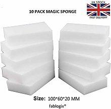 10 x Magic Sponge Eraser Cleaning Sponge Stain