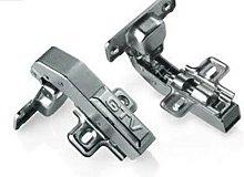 10 x SOFT CLOSE GTV-HC hinge, angular 90°,