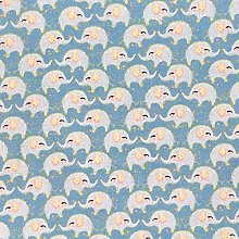 100% Cotton Crafting Fabric - Metre, Half Metre