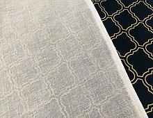 100% Cotton Gauze Muslin Fabric Voile Curtains