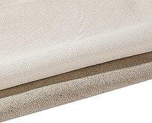 100% Cotton Upholstery Canvas & Cotton Linen Mix