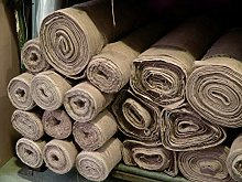 100% Natural Jute Hessian Burlap Fabric for
