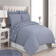 100% Quality Cotton 4 Piece Duvet Cover Fitted