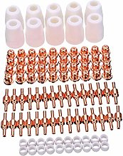 100 X Air Plasma Cutter Consumables for PT-31 for