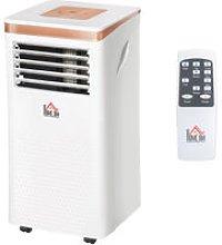 10000 BTU Portable Air Conditioner 4 Modes LED