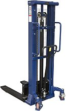 1000kg Manual High Lift Hand Hydraulic Pallet