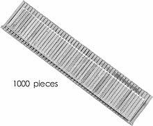 1000Pcs F10 Staples 10mm Length Rustproof Nails