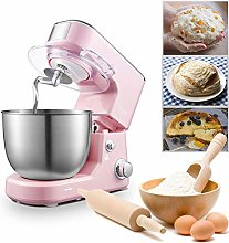 1000W Food Stand Mixer - 3-in-1 Beater/Whisk/Dough