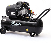 100L Powerful Air Compressor 3.5HP 14.6CFM for