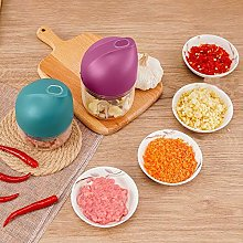 100ML Mini Rechargeable Mixer Food Chopper ,