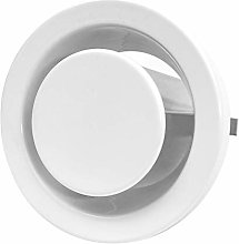 100mm / 4 inch Round Ceiling Vent Adjustable Air