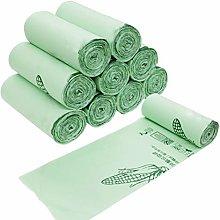 100Pcs Degradable Biodegradable Trash Bag