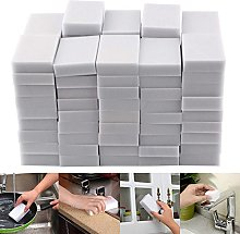 100PCS Magic Sponge Eraser Cleaning Melamine