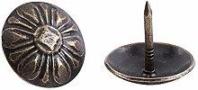 100Pcs Upholstery Nails, Antique Upholstery Tacks