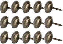 100Pcs Upholstery Tacks Furniture Nails Pins,