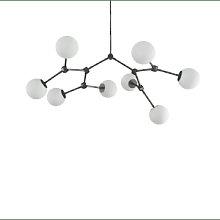 101 Copenhagen - Drop Chandelier Bulp Mini - grey