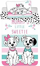 101 Dalmatian Baby Bedding Set 100 x 135 + 40 x 60