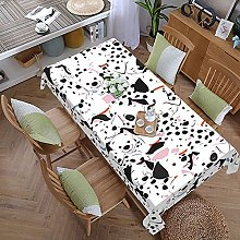 101 Dalmatians 59 Inches X 107.9 Inches Color