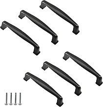 105mm Black Handle Pull Solid Aluminum Alloy