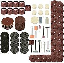 105pcs Mini Electric Drill Grinder Rotary Tool