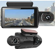 1080P Dual Lens Car Recorders Car DVR Front and