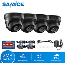 1080p Home Wired Security CCTV Camera with EXIR
