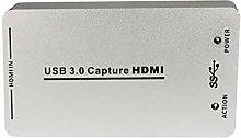 1080P Metal Video Capture Card Video Conferencing