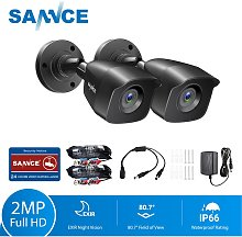 1080p Wired Home Security CCTV Camera with EXIR
