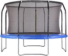 10ft Trampoline & Enclosure Blue - Air League