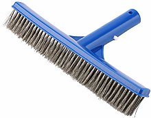 10inch Steel Brush Steel Brush for Pond and Spa