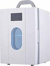 10L Car Refrigerator Mini Portable Fridge Dual-Use