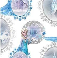 10m L x 53cm W Roll Wallpaper Frozen